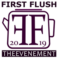 Logo First Flush Theefestival 2019